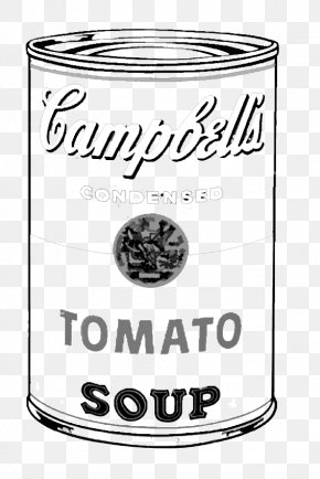POP ART - Campbell's Soup Cans Whitney Museum Of American Art Pop Art Artist PNG