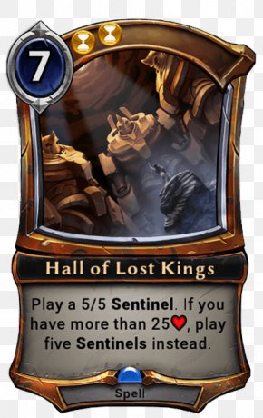King Card Game - Eternal Magic: The Gathering Playing Card Collectible Card Game PNG