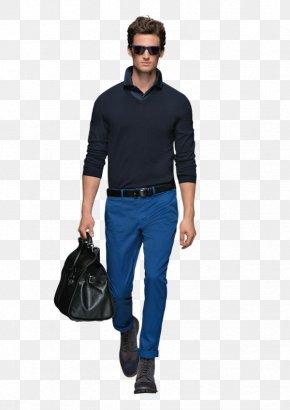 Men's Jeans - Fashion Hugo Boss Sportswear Model Winter PNG