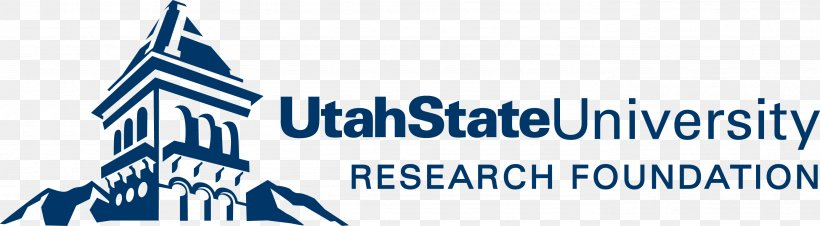 University Of Utah Usu Research Foundation Logo Utah State University Housing Office Png 2769x765px University Of