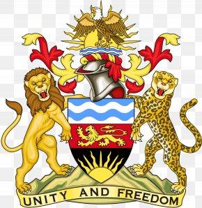 Images Of Marine Life - Coat Of Arms Of Malawi Nyasaland Flag Of Malawi PNG