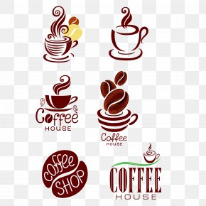 Coffee Logo - Coffee Cafe Espresso Latte Macchiato Tea PNG