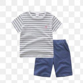 Cool Summer Boy - Long-sleeved T-shirt Children's Clothing Top PNG