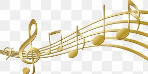 Music Notes Transparent Background - Musical Note Staff Clef PNG