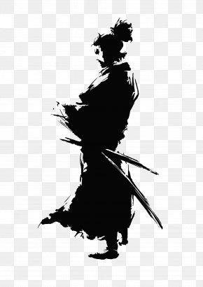 Samurai Transparent Background - Japan Samurai Clip Art PNG