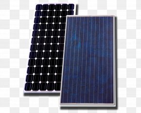 Solar Panel - Solar Panels Monocrystalline Silicon Polycrystalline Silicon Solar Power Solar Cell PNG