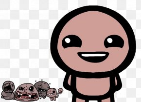 Binding Of Isaac - The Binding Of Isaac: Rebirth Portal Trap Queen Android PNG