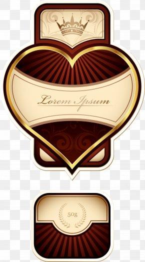 Vector Wine Label - Label Sticker PNG