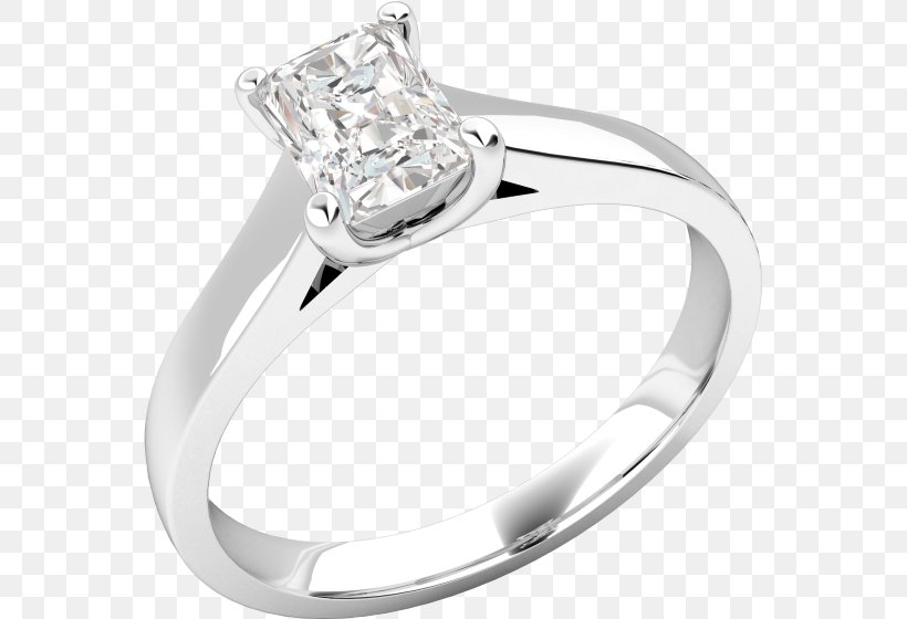 Wedding Ring Silver Product Design
