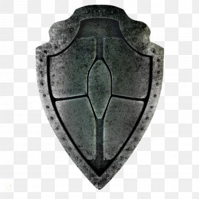 Iron Shield - Middle Ages Shield Knight Stock Photography PNG