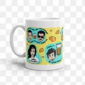 Mug - Mug Coffee Cup Bollywood Tea PNG
