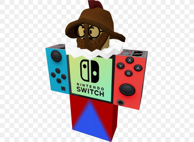Roblox Nintendo Switch Toy Login Internet Forum Png 500x600px