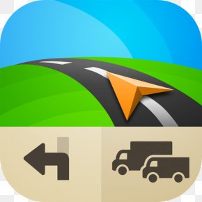 Android - GPS Navigation Systems Sygic Android Application Package Google Maps Navigation PNG
