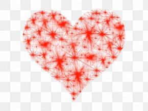 Valentine's Day - Love Valentine's Day Heart Star PNG