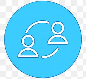 Oval Symbol - Aqua Turquoise Circle Teal Font PNG