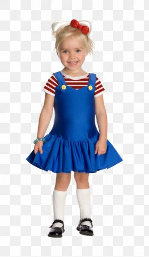 Child - Hello Kitty Halloween Costume Child PNG