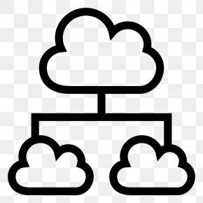 Cloud Computing Large Data - Mobile Cloud Computing Database PNG