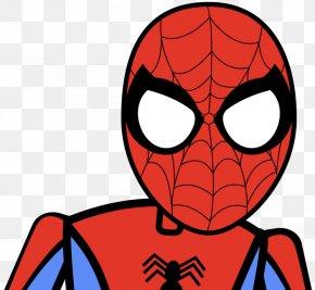 Spiderman Cartoon - Spider-Man Cartoon Anya Corazon Drawing PNG