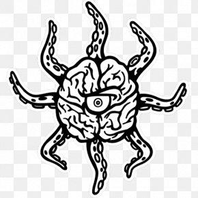 Brain Death - Brain Dead Familia Music Logo Margonem Game PNG
