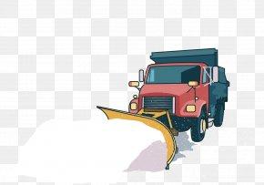 Snow Shovel - Car Automotive Design Snow PNG