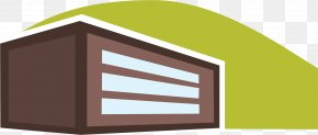 Camping - House Clip Art PNG