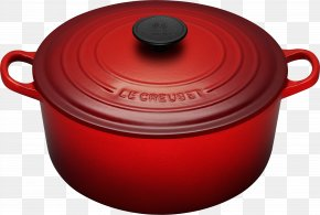 Cooking Pot - Le Creuset Cast Iron Cast-iron Cookware Vitreous Enamel Cookware And Bakeware PNG