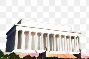 House Ancient Greek Temple - Church Cartoon PNG