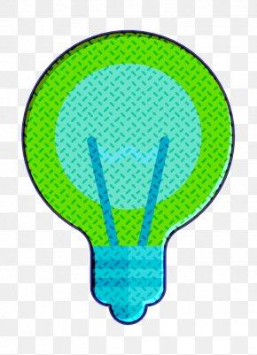 Green Light Bulb Icon - Education Elements Icon Idea Icon Light Bulb Icon PNG