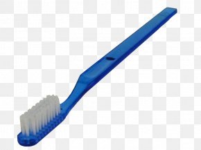 Toothbrush Clipart - Toothbrush Blue Angle PNG