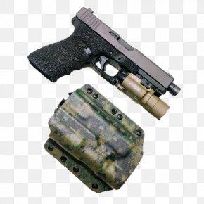Gun Holsters - Trigger Gun Holsters Firearm Kydex Ammunition PNG