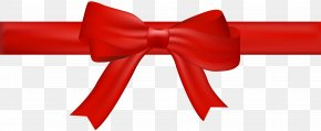 Bow Red Transparent Clip Art Image - Diagram Blog Clip Art PNG