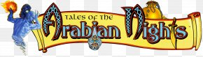 Arabian Night - One Thousand And One Nights Tales Of The Arabian Nights Pinball Logo Monster Bash PNG