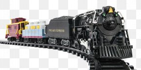Toy-train - The Polar Express Toy Trains & Train Sets Rail Transport G Scale PNG