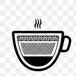 Coffee - Espresso Coffee Flat White Latte Macchiato Cafe PNG