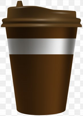 Coffee Cup To Go Clip Art Image - Coffee Cup Plastic Cup Clip Art PNG
