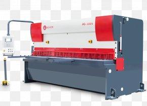 Guillotine - Shearing Sheet Metal Computer Numerical Control Press Brake PNG