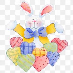 Bunny Ears - Easter Bunny Christmas Holiday Clip Art PNG