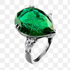 Emerald - Emerald Earring Jewellery Costume Jewelry PNG