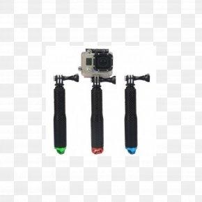 Gopro Cameras - Action Camera GoPro Monopod Selfie Stick PNG