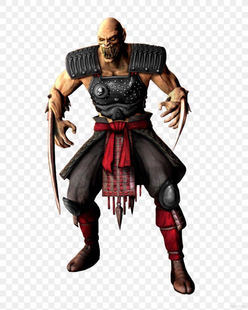 Mortal Kombat Vs Dc Universe Mortal Kombat Ii Baraka Sub Zero