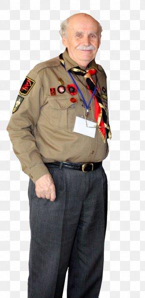 Scout - Outerwear Military Uniform Jacket Profession PNG