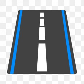 Road Map Free Icon - Road Highway PNG