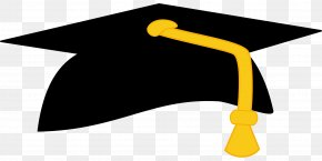 Cap - Square Academic Cap Graduation Ceremony Academic Dress Clip Art PNG