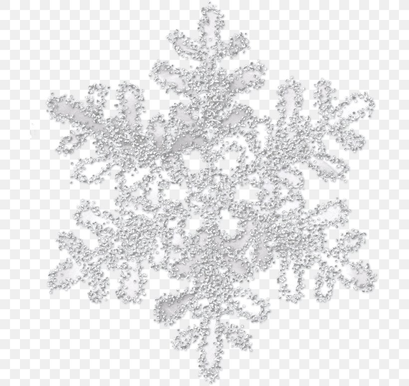 Snowflake Icon, PNG, 700x774px, Snowflake, Black And White, Christmas, Crystal, Lace Download Free