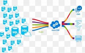 Connectivity - Microsoft Azure SQL Database Microsoft SQL Server PNG