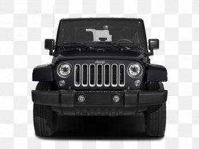 Jeep - 2018 Jeep Wrangler JK Unlimited Car Chrysler Sport Utility Vehicle PNG