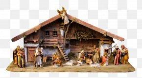 Christmas House Decorations - Bethlehem Bible Nativity Scene Christmas Nativity Of Jesus PNG