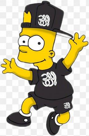 Bart Simpson - Bart Simpson Homer Simpson Snake Jailbird Image The Simpsons PNG