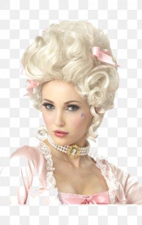 Dress - Marie Antoinette Wig Halloween Costume Clothing PNG
