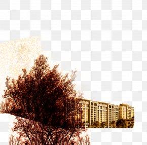 Modern Luxury Apartment Building - Apartment Gratis Icon PNG